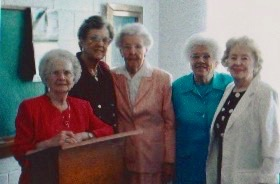 Baptist Women's Sunday