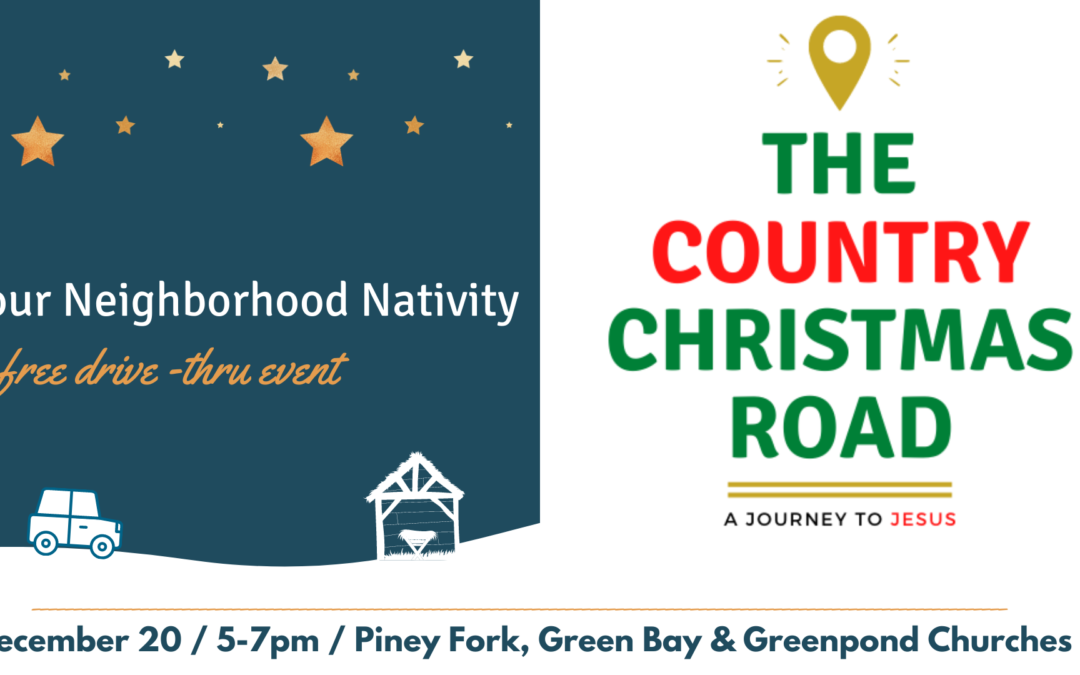The Country Christmas Road